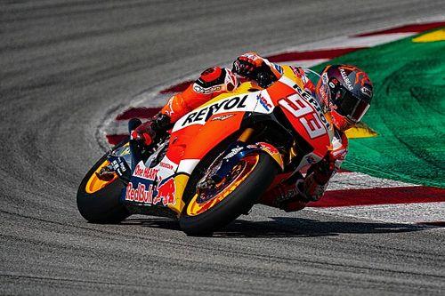 Marquez Kembali, Honda Tampil dengan Kekuatan Penuh