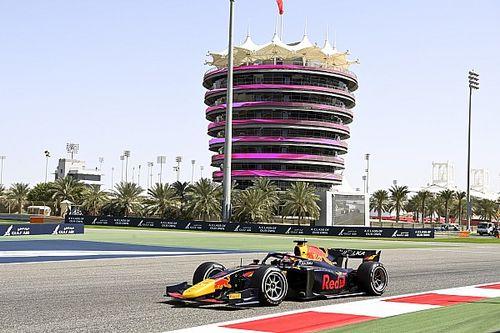 F2: Lawson, brillante primer ganador de 2021 en Bahrein