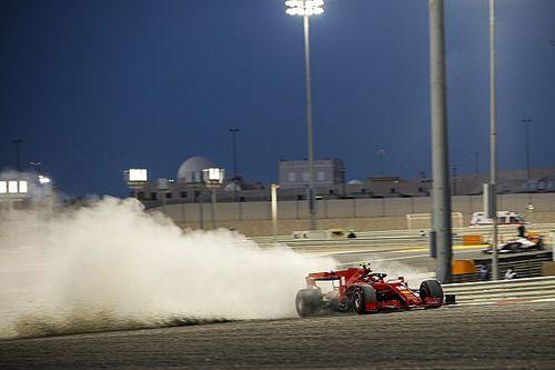 Las brillantes fotos de la F1 en el circuito exterior de Bahrein