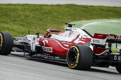 Kubica ponownie za kierownicą Alfy Romeo