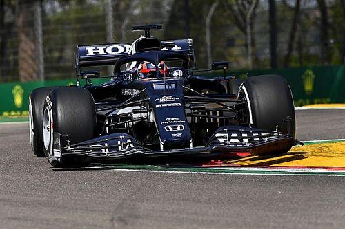 F1: Tsunoda revela que AlphaTauri adaptou carro para ajudar a alcançar pedais