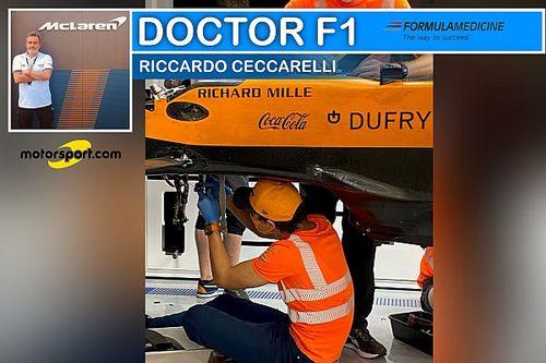 """Ceccarelli: """"Norris? Smonta la sua F1 con i meccanici!"""""""