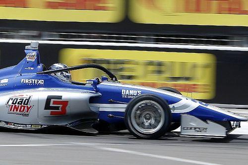 Road America Indy Lights: Kirkwood wins, avoids early mayhem