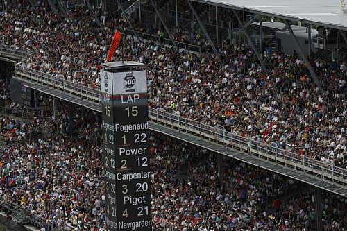 """Couple of weeks"" before IMS can define Indy 500 crowd situation"