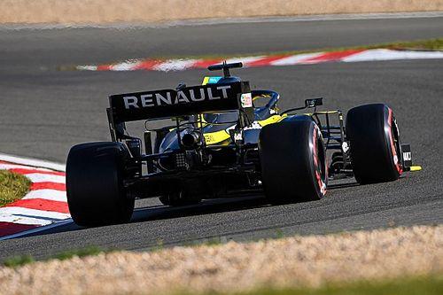 """Ricciardo: el Renault ya no es un coche """"inestable"""""""