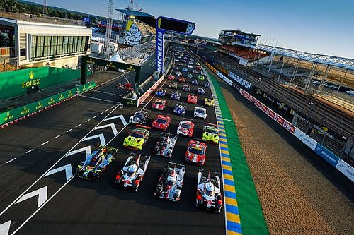 Gallery: Latest photos of Le Mans 24 Hours build-up