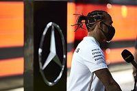 Alerta ligado: Hamilton acumula 10 pontos na superlicença e fica a dois de tomar suspensão na F1