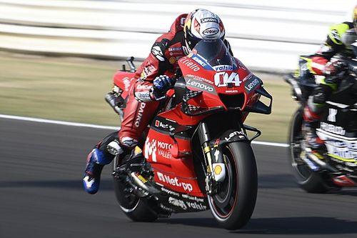 El Mundial al rojo vivo: cuatro pilotos en cuatro puntos - Clasificaciones completas de MotoGP
