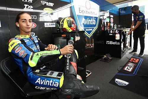 Moto3 | Avintia tricolore nel 2022 con Bertelle e Bartolini