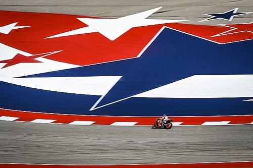 """What is causing COTA's """"dangerous"""" surface problems for MotoGP?"""