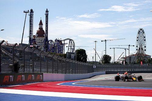 Liveblog van de tweede vrije training voor de Russische Grand Prix