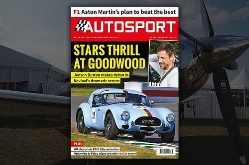Magazine: Racing legends do battle at the Goodwood Revival