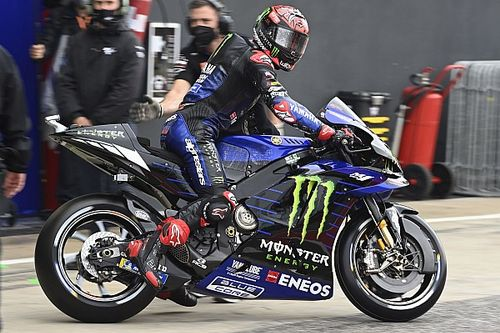 MotoGP: Fabio Quartararo faz grande prova de recuperação é o campeão de 2021; Marc Márquez vence em Misano