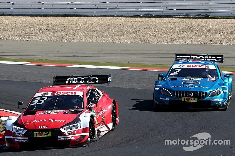 The DTM rule tweak that angered Mercedes