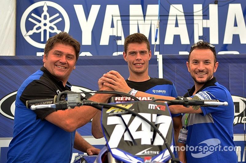 Michele Cervellin firma con SM Action Yamaha per la stagione 2019