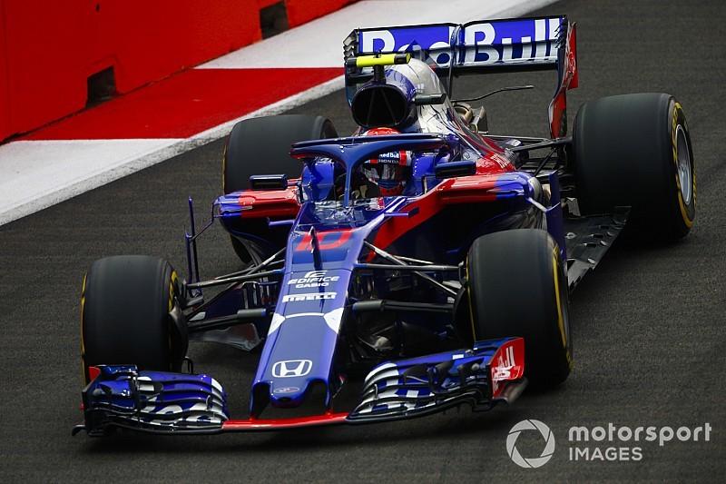 Toro Rosso deve esperar GP dos EUA por atualização