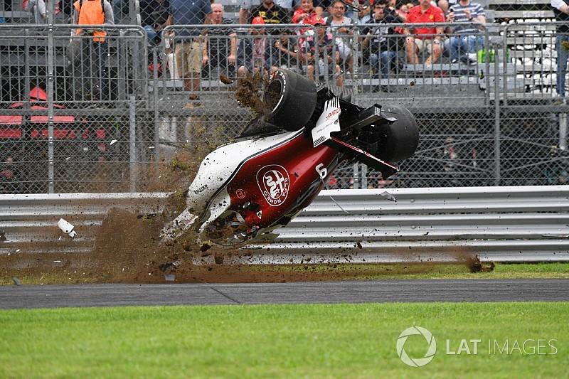 Ericsson, büyük Monza kazasının ardından yeni şasiye geçecek