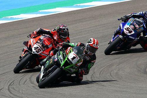 Rea y Redding se reparten las victorias en Jerez del WSBK