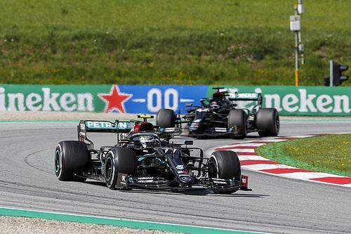 """Mercedes temió un doble abandono por """"muerte instantánea"""" de la caja de cambios"""
