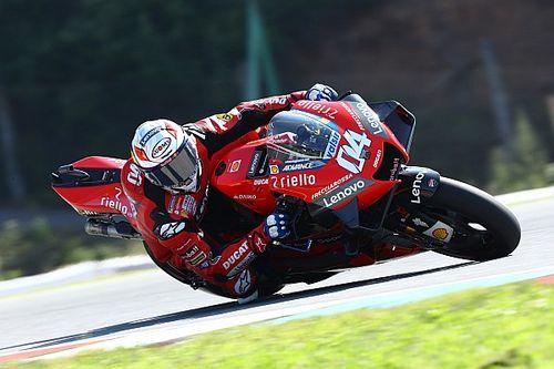 """Andrea Dovizioso se sent """"beaucoup mieux"""" qu'à Jerez"""