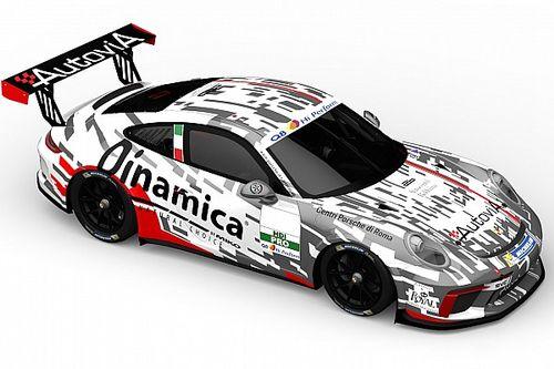 Carrera Cup Italia, AB Racing punta in alto con Cerqui e Randazzo