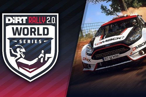 Drugi sezon DiRT Rally 2.0 World Series