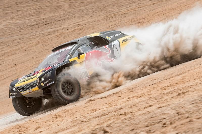 Loeb domina e vence estágio mais longo do Dakar 2019