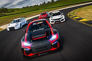 TCR Australia caps cars, entries for 2019