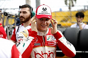 Race of Champions: Mick Schumacher in coppia con Vettel nel Team Germany