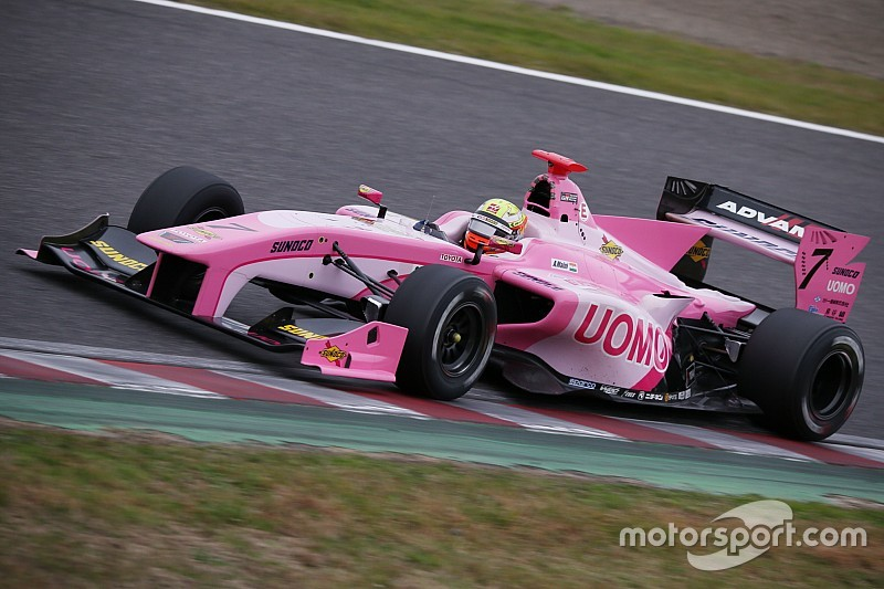 Maini completes maiden Super Formula test