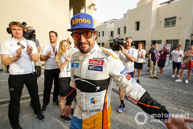 Alonso n'est plus pilote de F1 :