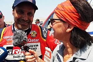 Die ersten Worte von Dakar-Sieger Nasser Al-Attiyah