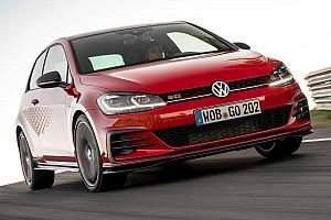 Una TCR in strada: ecco la versione di serie della Volkswagen Golf GTI da corsa