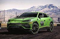 Lamborghini onthult Urus SUV-kampioenschap voor 2020