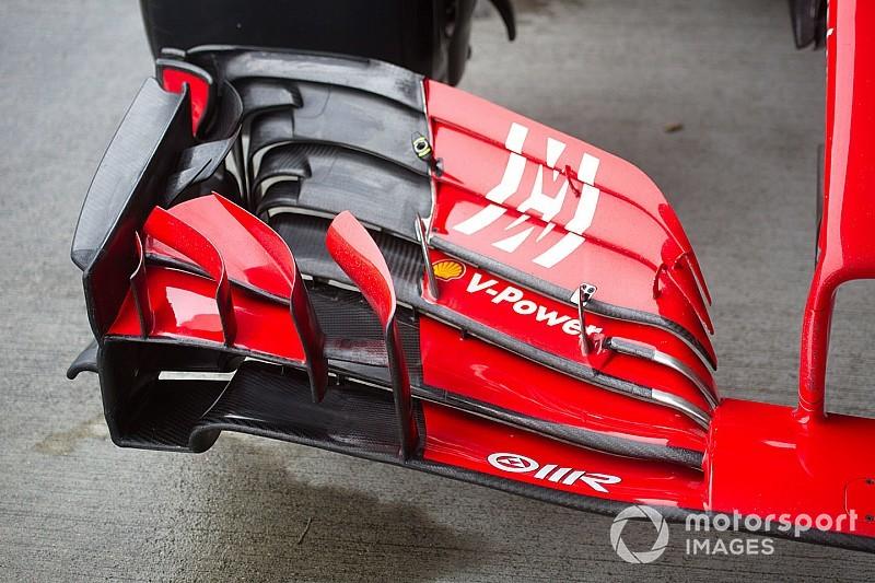 GP Giappone: le ultime novità tecniche direttamente dalla pit lane