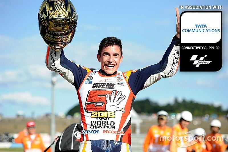 Can Marquez repeat his Motegi MotoGP coronation?