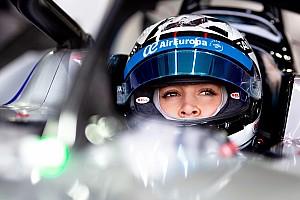 Jorda bevallotta, nem ő futotta a 2. legjobb időt délelőtt a Formula E-teszten