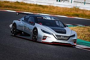 Peningkatan performa all-new Nissan LEAF NISMO RC