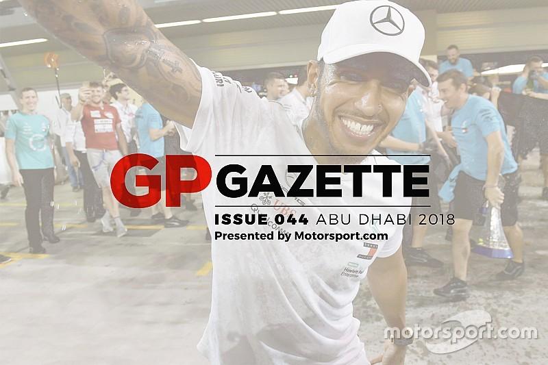 Issue #44 of GP Gazette is online now
