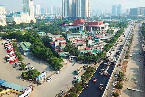 Aggiunta una nuova curva al circuito del Vietnam di F1