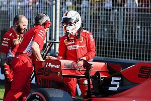 Ferrari: delusione, ma non panico, pensando a una stagione che sarà lunga