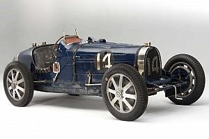 Plusieurs millions de dollars pour cette Bugatti Type 51