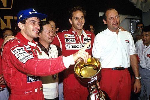 El último título de Ayrton Senna en Fórmula 1
