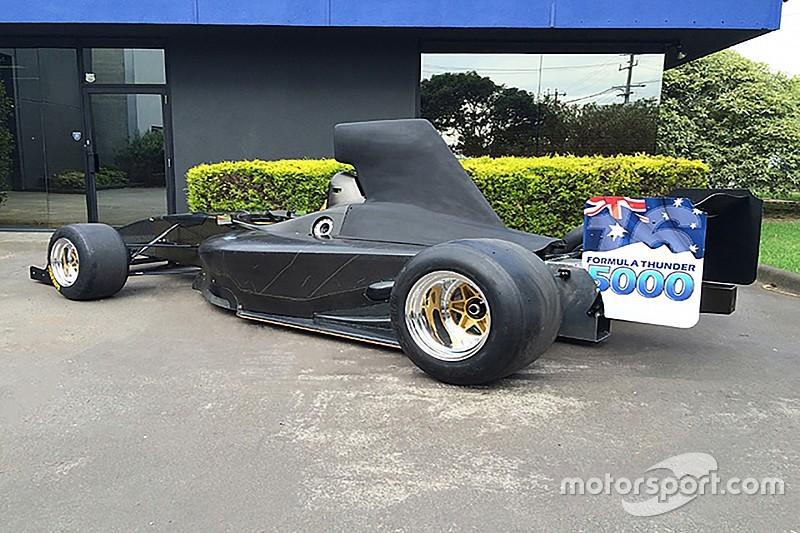 new car releases 2016 australiaAustralian Formula 5000 series launches