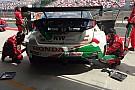 Mosca, Test: Monteiro guida la tripletta Honda