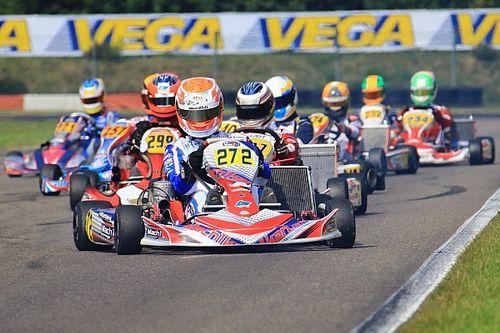 Einschreibung für deutsche Kart-Meisterschaft 2017 gestartet