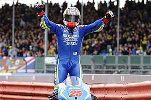 MotoGP Race report Silverstone MotoGP: Vinales takes first Suzuki victory since 2007