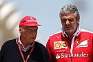 Formula 1 Ferrari doesn't want war of words with Mercedes