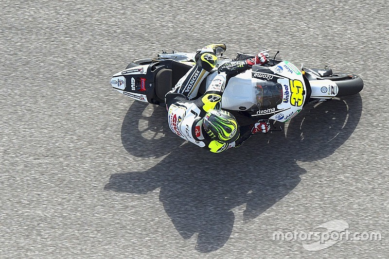 "Crutchlow: ""I'm the next best Honda after Marquez"""