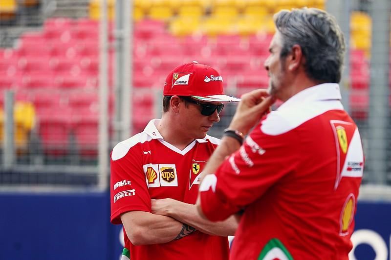 Райкконену и Арривабене разрешили не приходить на пресс-конференцию FIA